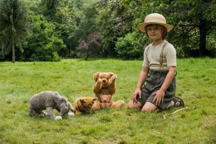 The Story behind the Real Christopher Robin and Winnie-the-Pooh