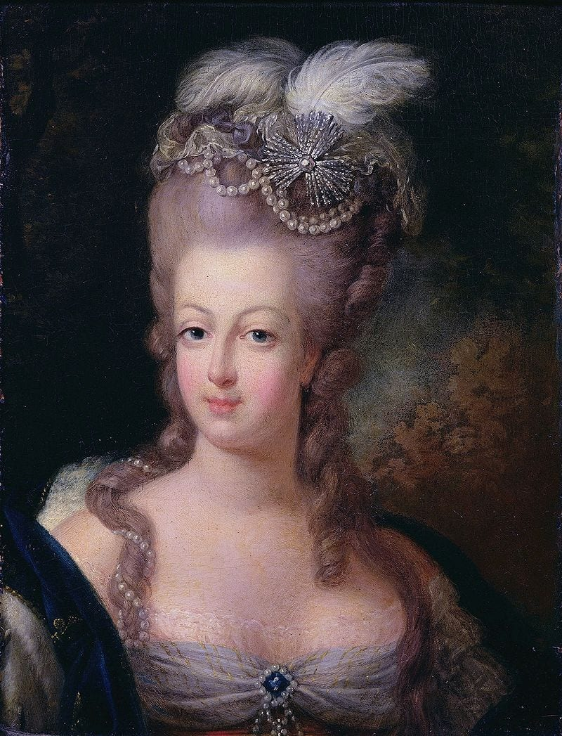 The tragic final days of Marie Antoinette