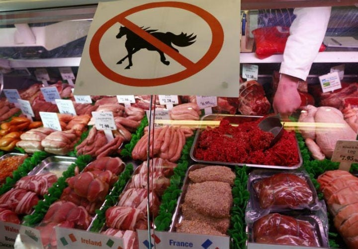 """Pope Gregory III declared it the """"devil's meat"""" and other facts about horse meat"""