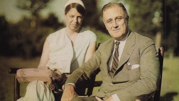 The secret lives of Franklin and Eleanor Roosevelt