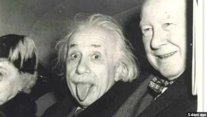 Was Albert Einstein racist?