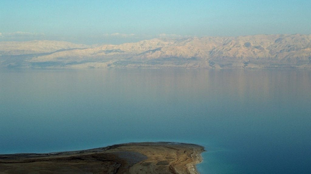 https://commons.wikimedia.org/wiki/File:Dead_Sea_by_David_Shankbone.jpg