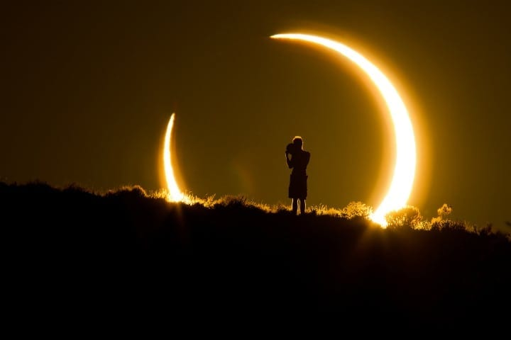 Superstitions about the solar eclipse from around the globe