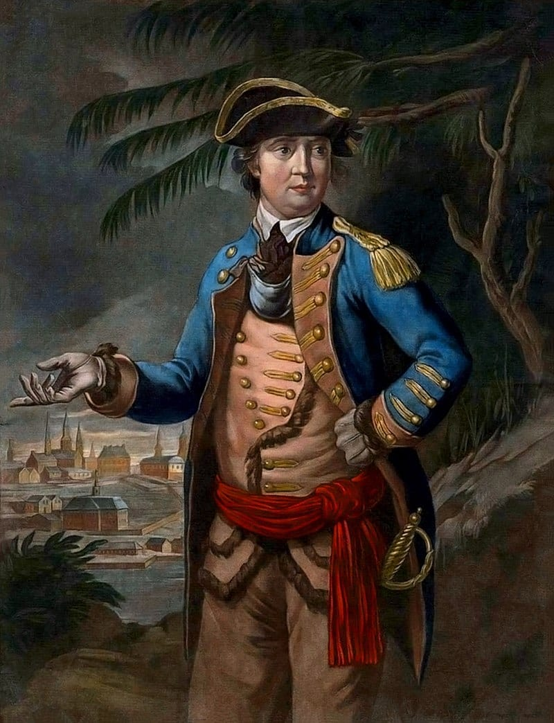 Why did Benedict Arnold to betray America?