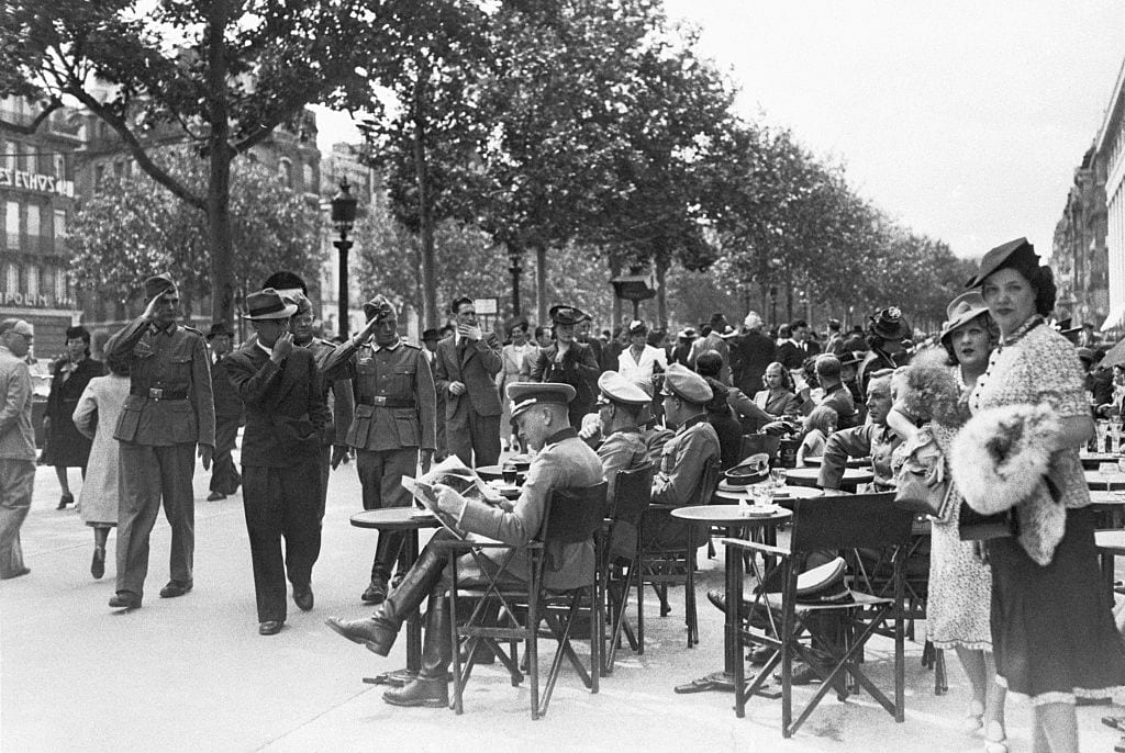 Bastille Day During Nazi Occupation