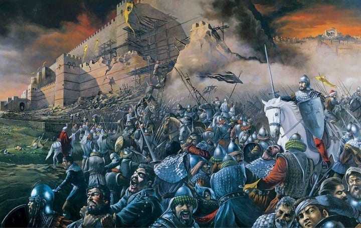 The downfall of Constantinople stemmed from one careless mistake