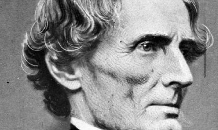 The Confederate Constitution was basically plagiarized
