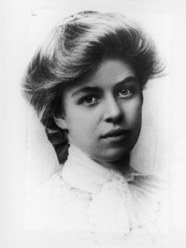 Eleanor Roosevelt portrait