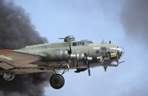 B-17G-Flying-Fortress-bomber-WWII