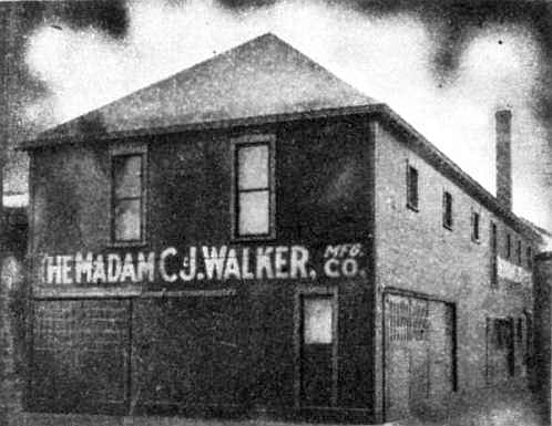 Madam C.J. Walker factory
