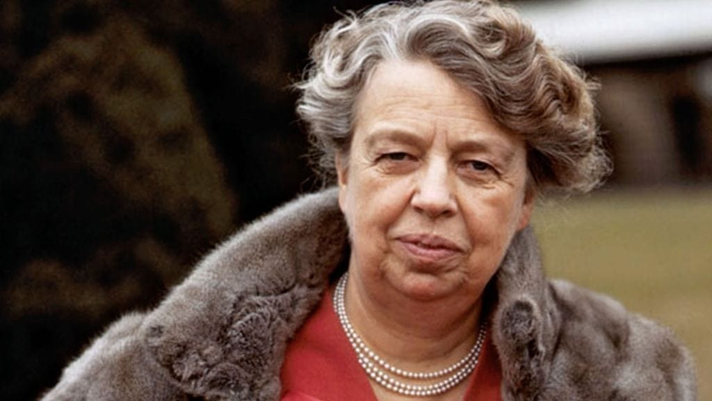 Finding her voice: Why Eleanor Roosevelt is our favorite wallflower