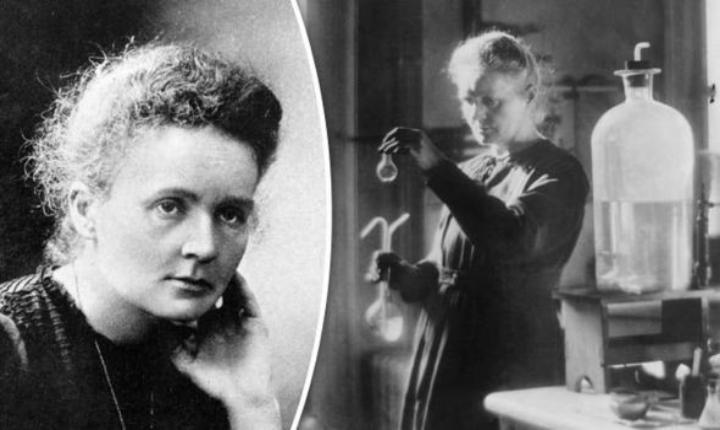 You asked, we'll answer: Marie Curie named most influential woman of all time