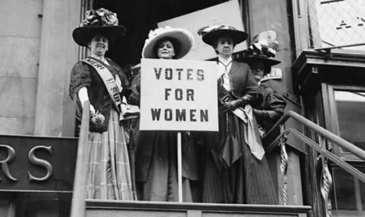 The little-known story about the man who voted for women's suffrage