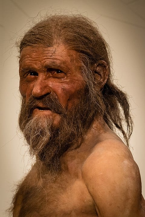 September 19, 1991: Otzi the Iceman is found, astounding scientists worldwide