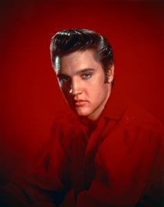 Elvis-Presley-black-shoe-polish