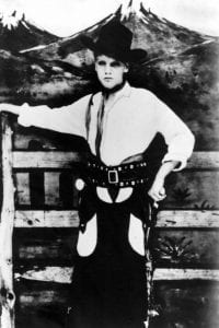 Elvis-Presley-child-cowboy
