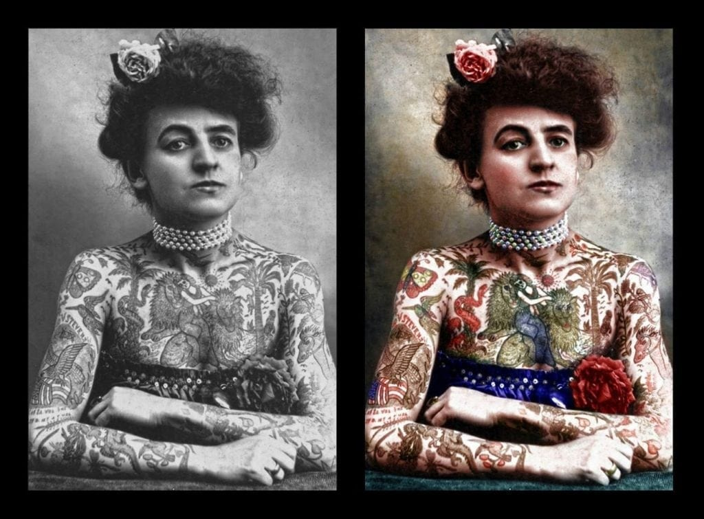 From rites of passage to hipsters: The evolution of tattoos