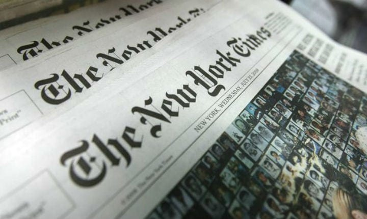 September 18, 1851: The New York Times is born
