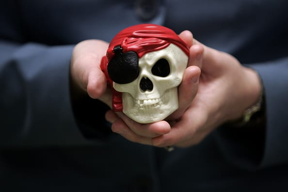 Pirates wore eye-patches like their lives depended on it — but not for the reason you think