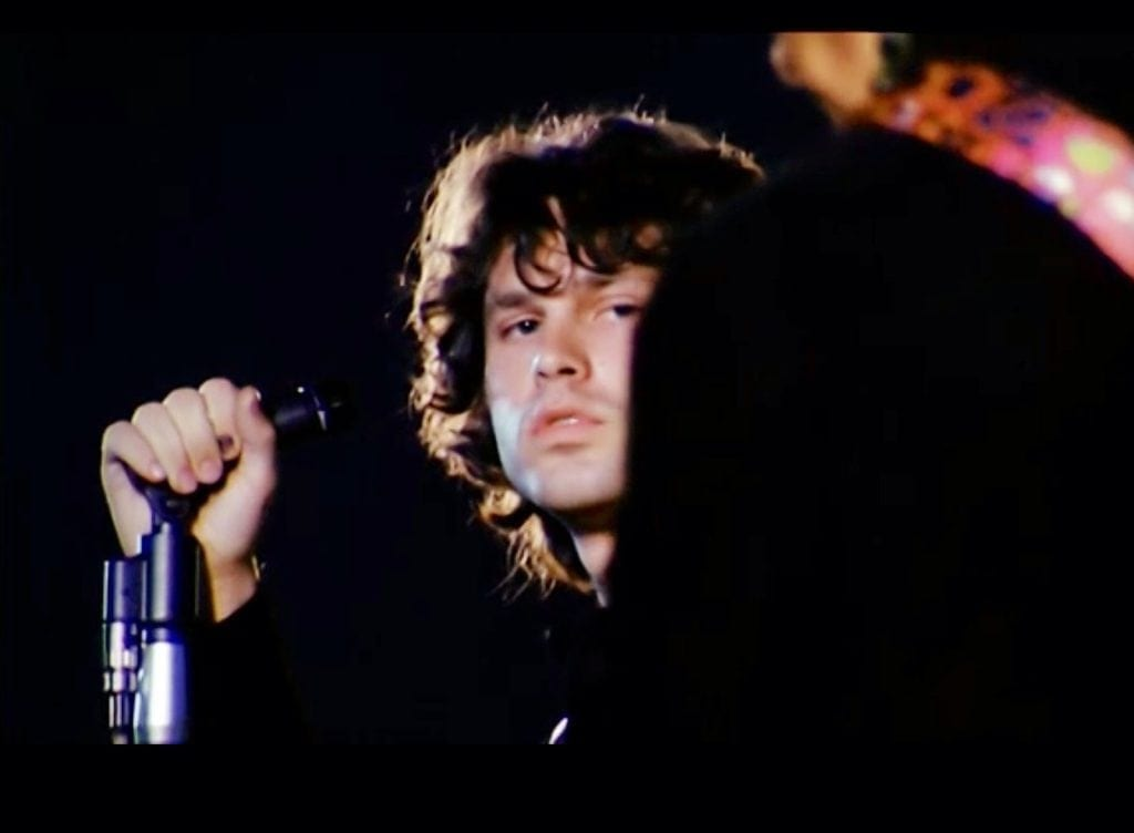 The mysterious death of Jim Morrison