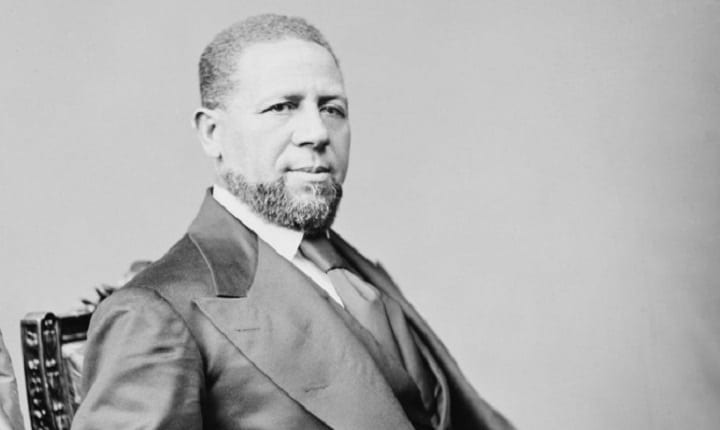 That time Democrats tried to block the first black member of US Congress