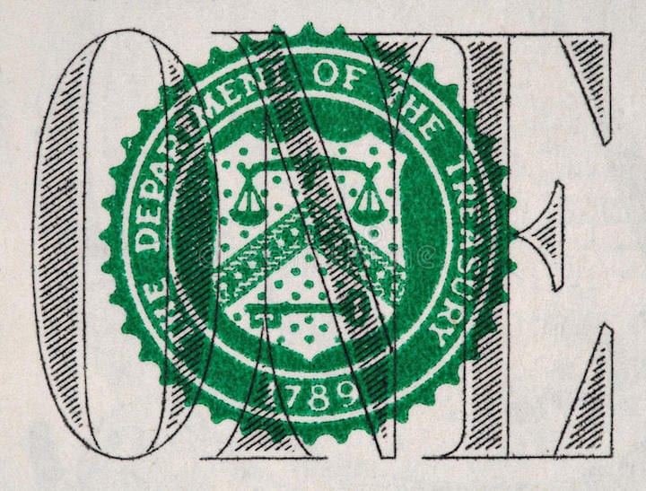 September 2, 1789: The US Department of the Treasury is created