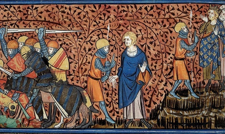 September 27, 1066: William I begins the Norman conquest of England