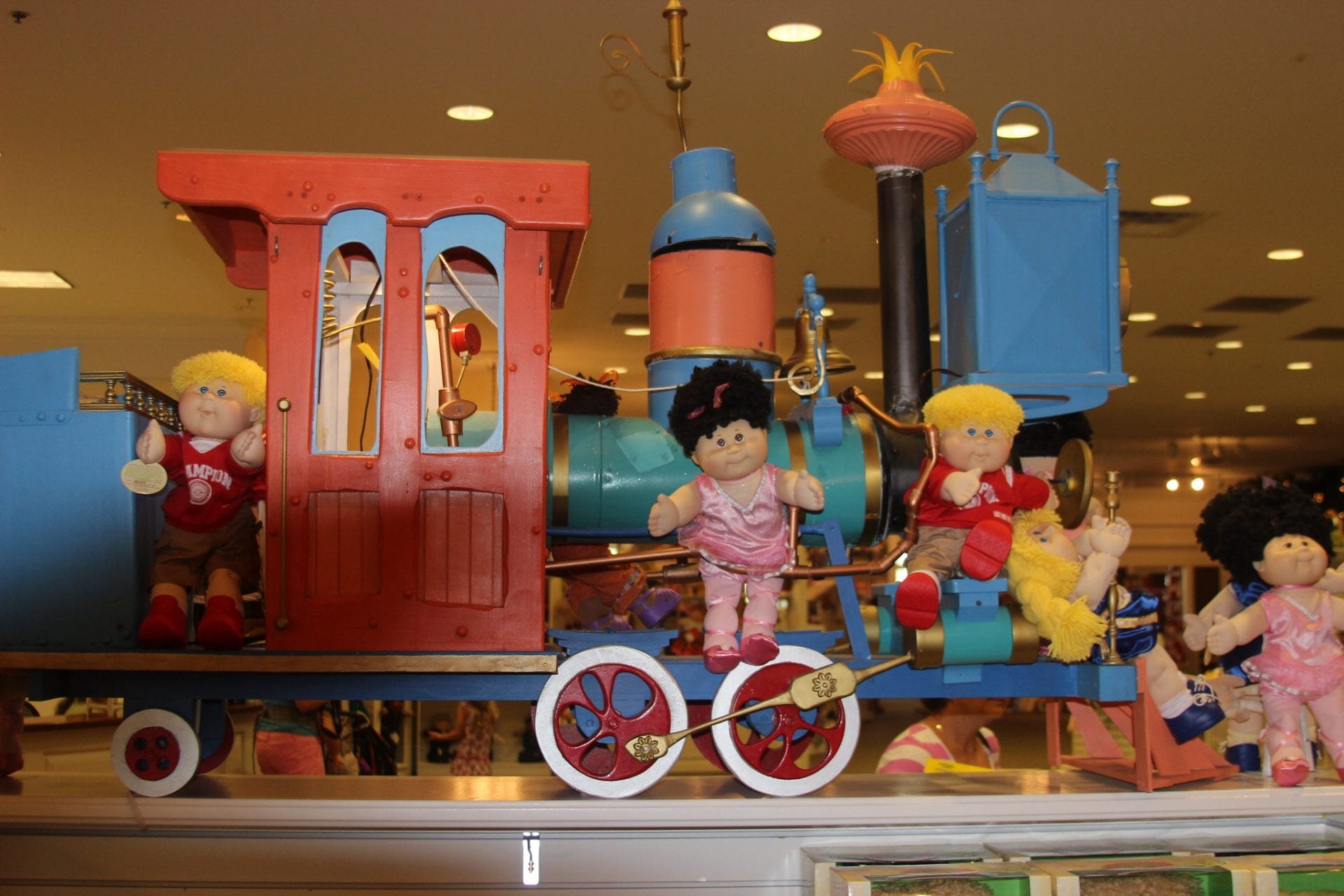 cabbage patch train