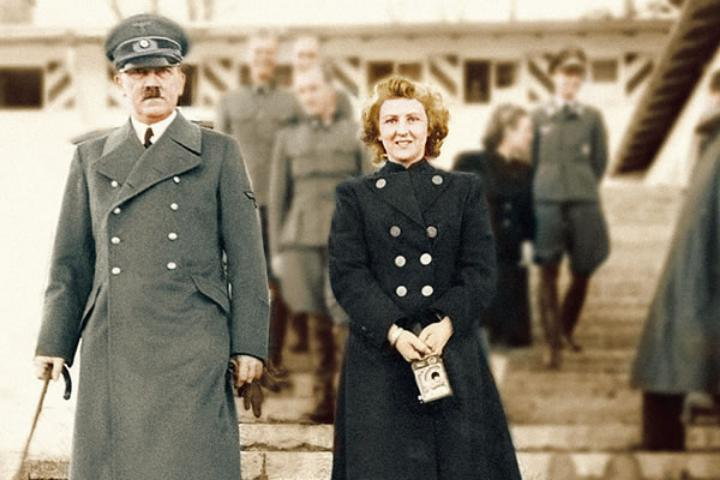 The tragic story of Hitler's secret lover