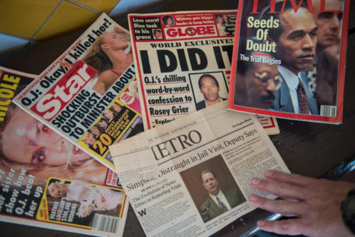October 3, 1995: O.J. Simpson is acquitted