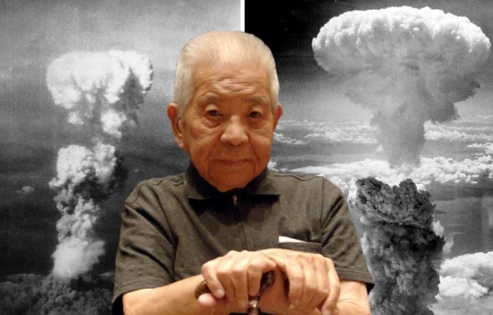 Meet The Japanese Man Who Survived Two Atomic Bombs In WW2