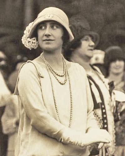 The colorful life of the The Queen Mother, Elizabeth Bowes-Lyon, is an adventure in royal screw-ups
