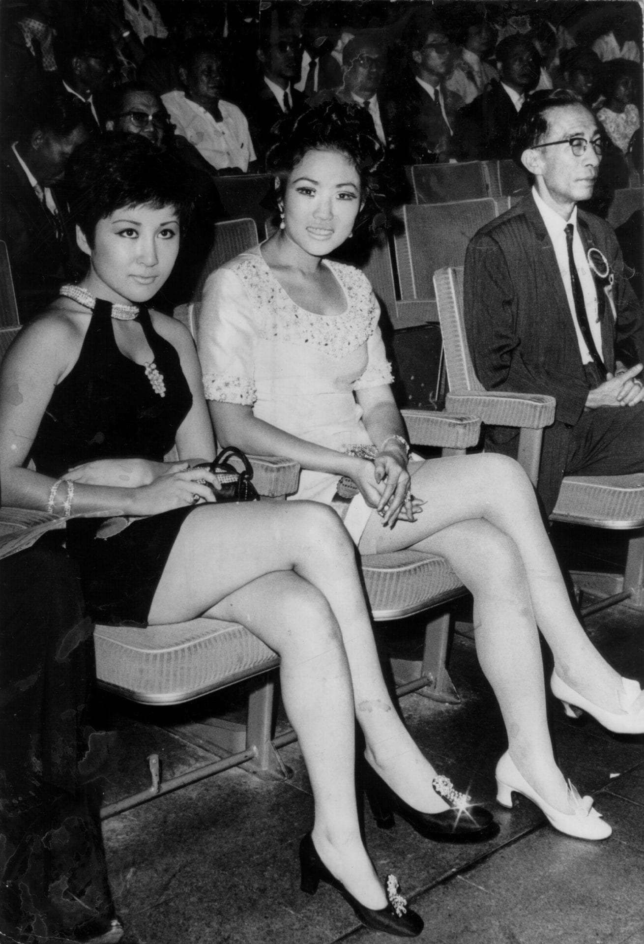 Taiwanese actress Betty Ting Pei who was present during Bruce Lee's death