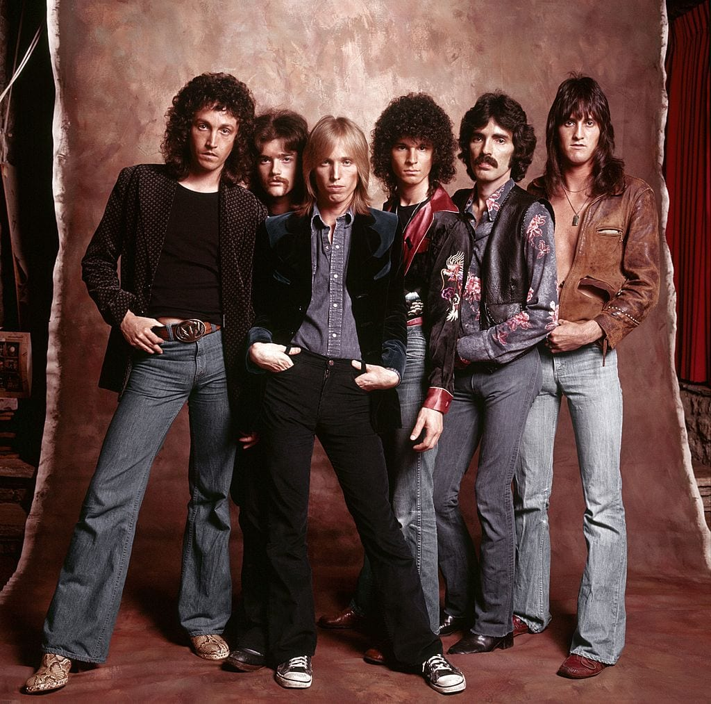 Tom Petty And The Heartbreakers Portrait