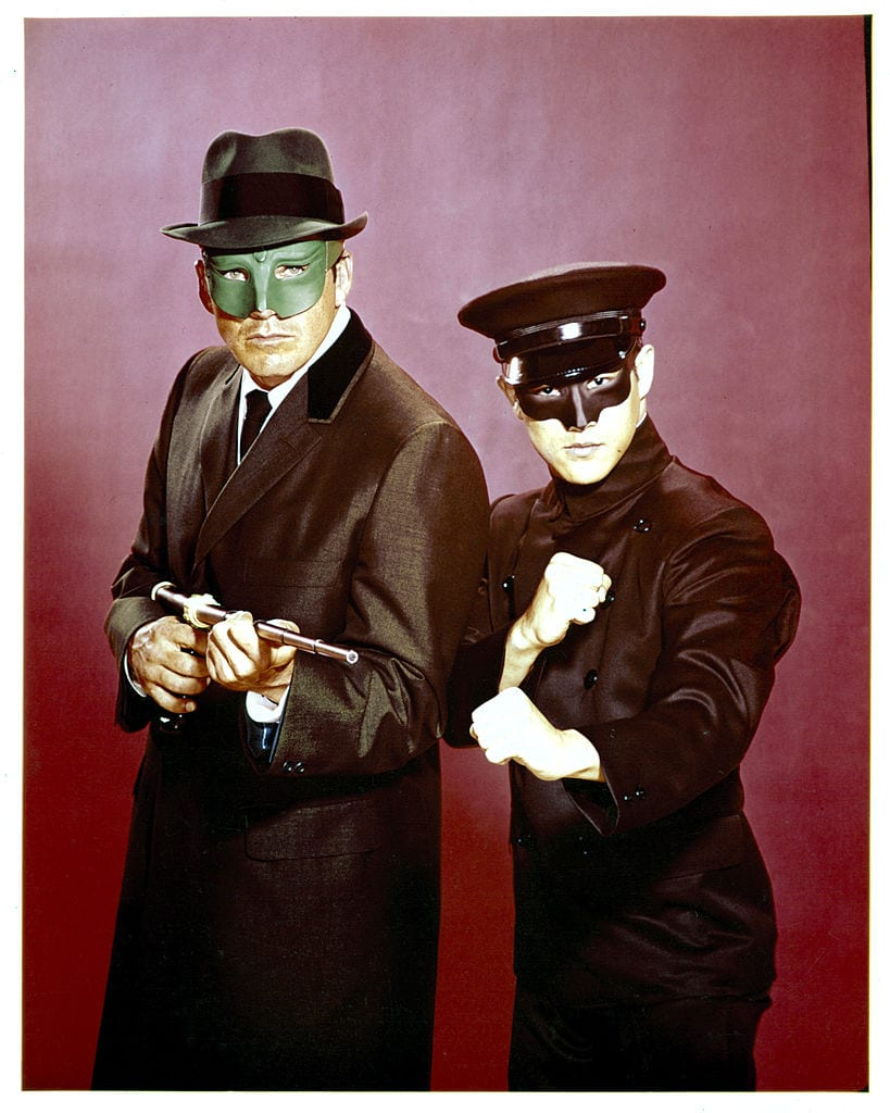 Bruce Lee In 'The Green Hornet'