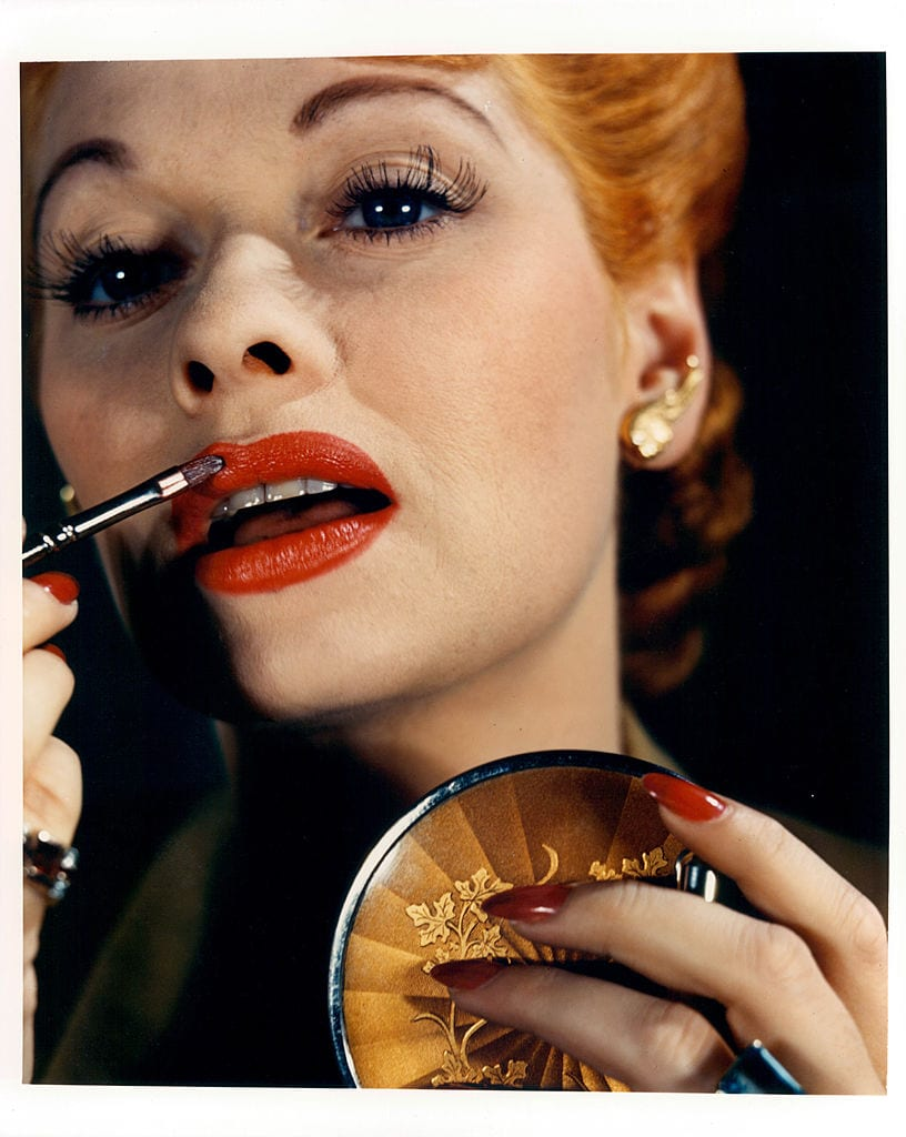 Lucille Ball In 'Lured'