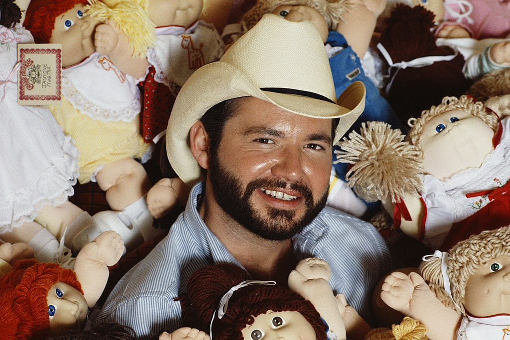 Cabbage Patch Doll Creator Xavier Roberts