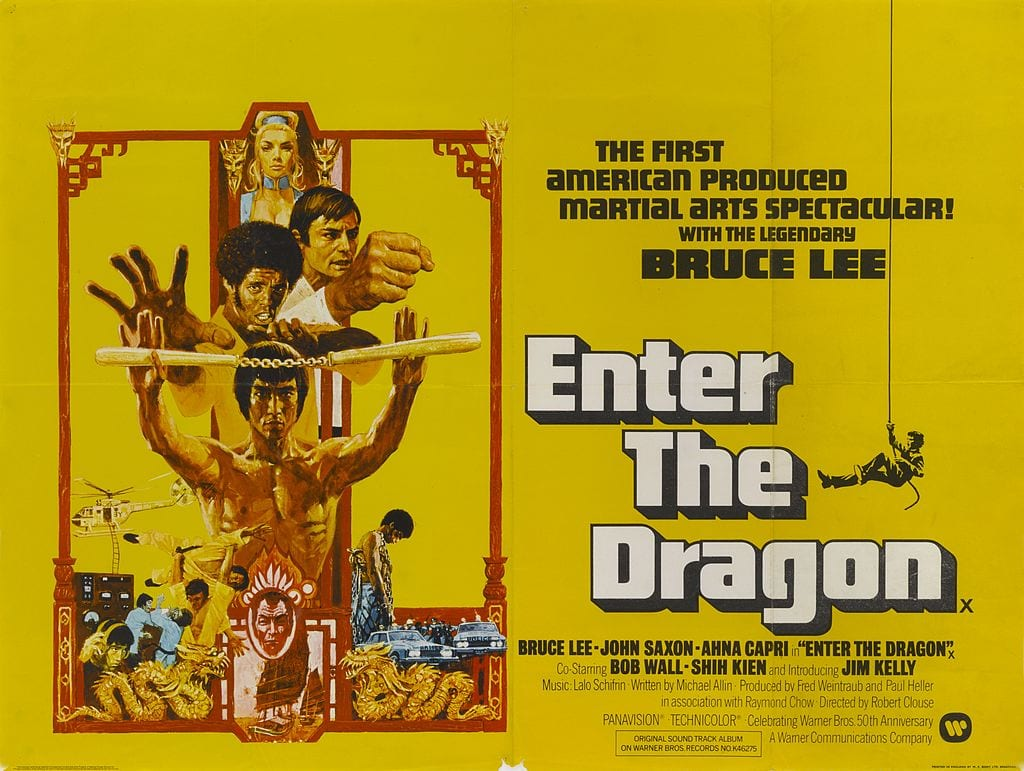Bruce Lee 'Enter the Dragon'