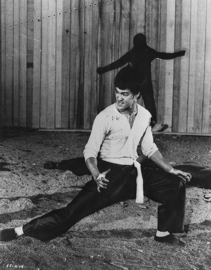 Bruce Lee In Fists Of Fury