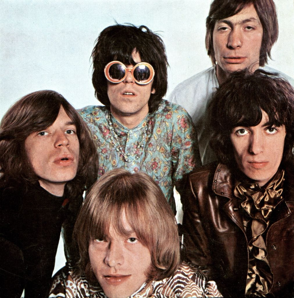 Photo of ROLLING STONES and Charlie WATTS and Mick JAGGER and Keith RICHARDS and Bill WYMAN and Brian JONES