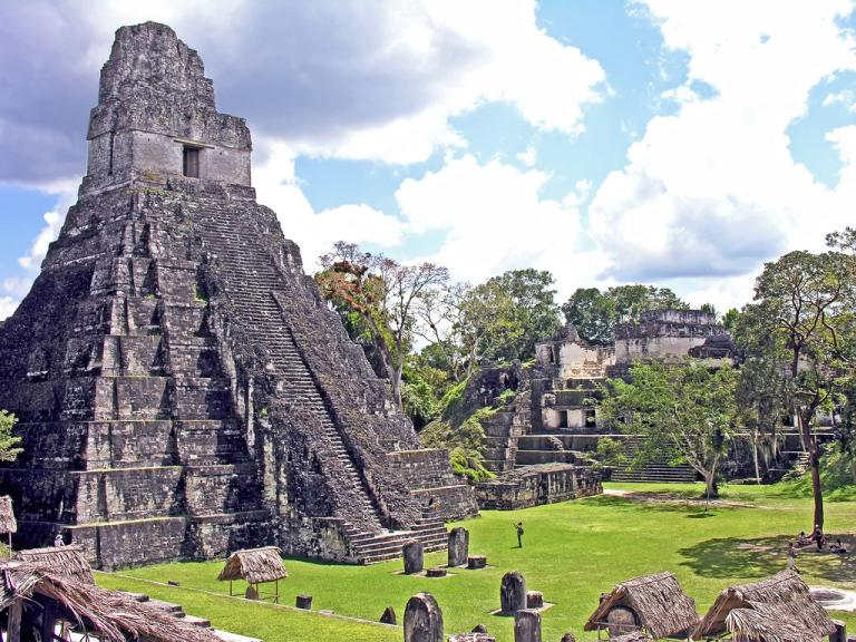 What happened to the ancient Mayan civilization?