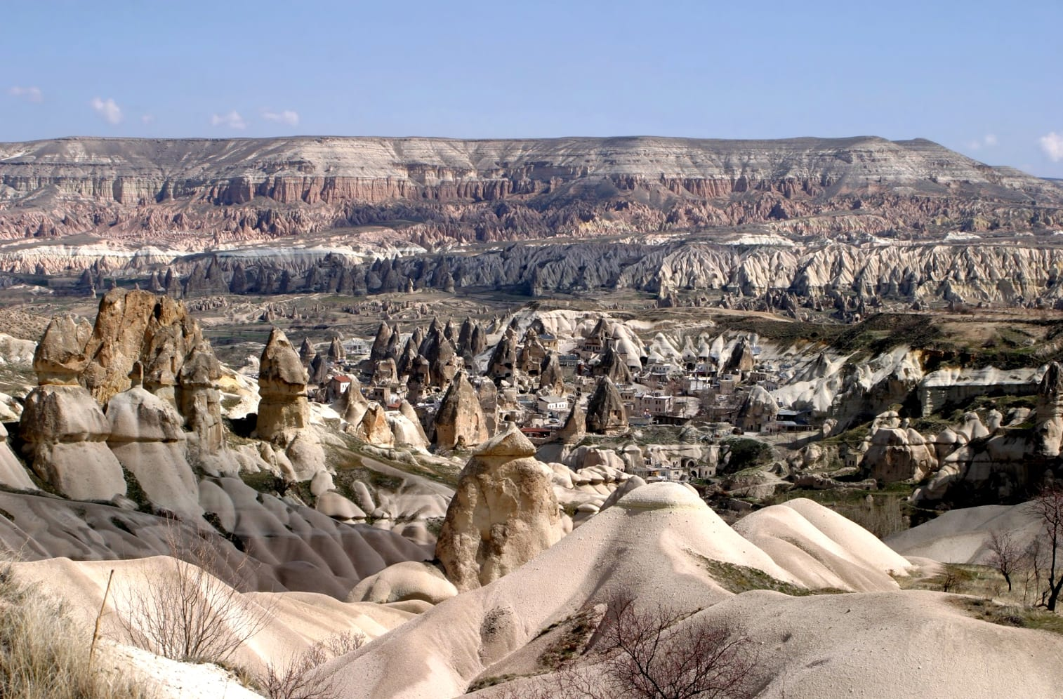 City of Cappadocia where Derinkuyu is held