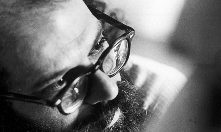 "October 7, 1955: Allen Ginsberg reads ""Howl"" publicly for the first time"