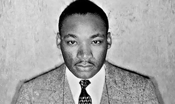 October 19, 1960: Martin Luther King Jr. is arrested at Rich's lunch counter in Atlanta
