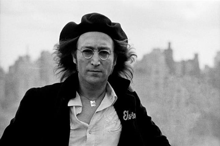 "October 8, 1971: John Lennon's : ""Imagine"" brought the world together"
