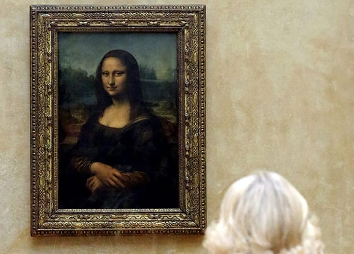 There may be a legit reason Mona Lisa looks so freaking depressed