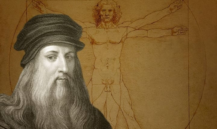 You can now read Leonardo da Vinci's private notebooks online