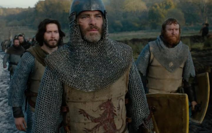 Robert The Bruce: from outlaw king to Netflix star