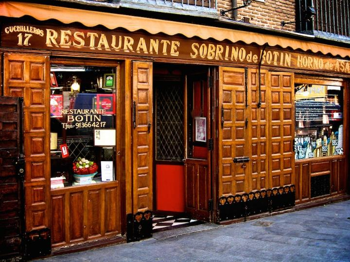 Take a tasty trip back in time at the oldest restaurant in the world