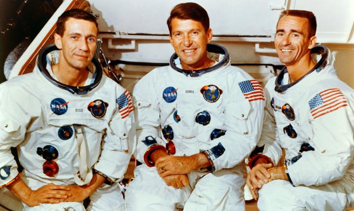 How the Apollo 7 mission nearly ended with a mutiny in space